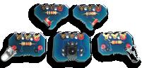 Sensor kit components